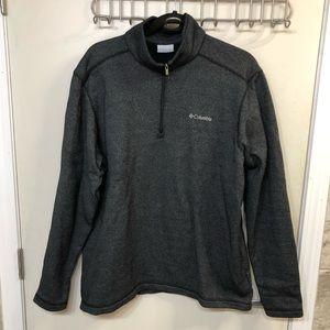 Columbia Ortega Oaks Quarter Zip Fleece Jacket